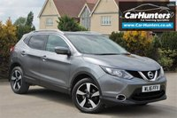 USED 2016 16 NISSAN QASHQAI 1.6 N-CONNECTA DIG-T 5d 163 BHP