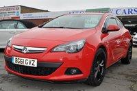 2011 VAUXHALL ASTRA 2.0 GTC SRI CDTI S/S 3d 162 BHP £5995.00