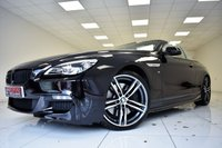 USED 2017 17 BMW 6 SERIES 650I M SPORT CONVERTIBLE