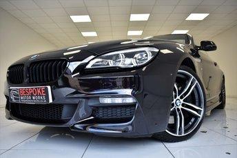 2017 BMW 6 SERIES 650I M SPORT CONVERTIBLE £45995.00