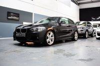 2013 BMW 1 SERIES 2.0 116D M SPORT 3d 114 BHP