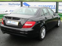 USED 2013 13 MERCEDES-BENZ C CLASS 1.6 C180 BLUEEFFICIENCY EXECUTIVE SE 4d AUTO 154 BHP