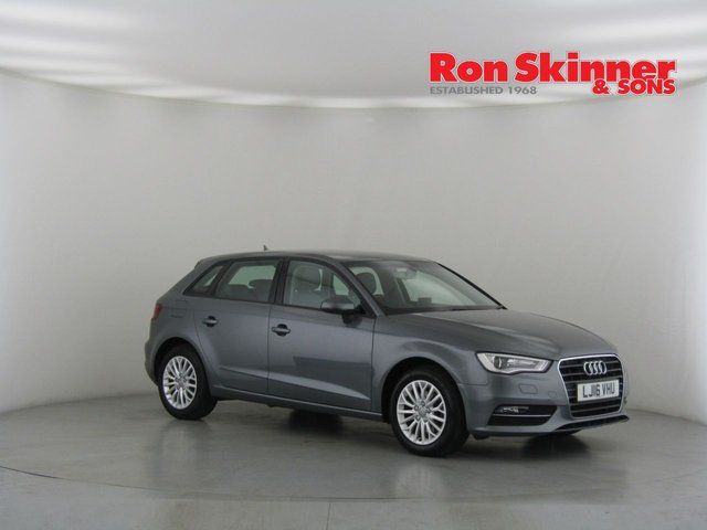 View our 2016 16 AUDI A3 2.0 TDI SE TECHNIK 5d AUTO 148 BHP