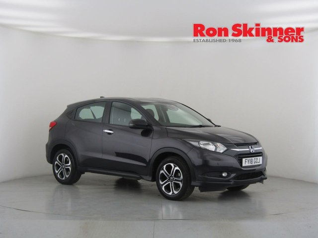 View our 2018 18 HONDA HR-V 1.5 I-VTEC SE 5d 129 BHP