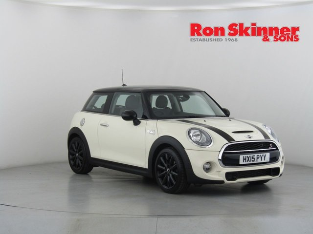 View our 2015 15 MINI HATCH COOPER 2.0 COOPER SD 3d 168 BHP