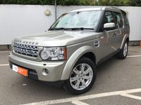 USED 2011 11 LAND ROVER DISCOVERY 3.0 4 TDV6 XS 5d AUTO 245 BHP