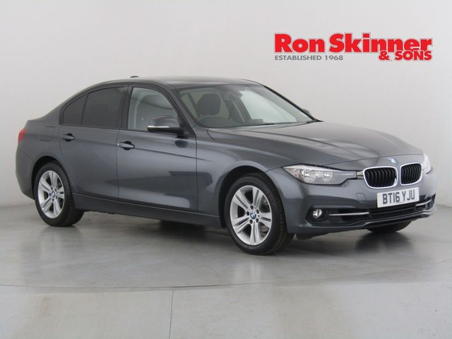 View our 2016 16 BMW 3 SERIES 2.0 320I SPORT 4d 181 BHP