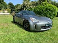 2005 NISSAN 350 Z 3.5 V6 ROADSTER 2d 276 BHP £7995.00