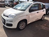 USED 2013 63 FIAT PANDA 1.2 EASY 5d 69 BHP ONLY 52K MILES, £30 ROAD TAX