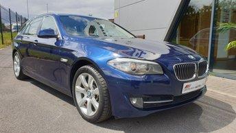 2010 BMW 5 SERIES 3.0 530D SE TOURING 5d AUTO 242 BHP £11475.00