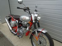 USED 2019 19 ROYAL ENFIELD TRIALS ROYAL ENFIELD BULLET 500 TRIALS