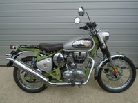 USED 2019 19 ROYAL ENFIELD BULLET ROYAL ENFIELD BULLET 500 TRIALS