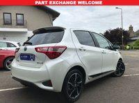 USED 2017 67 TOYOTA YARIS 1.5 HYBRID VVT-I DESIGN 5d AUTO  ****1Owner,HybridAuto,658Miles,WarrantyUntil2022****