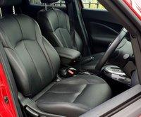 USED 2017 67 NISSAN JUKE 1.6 TEKNA XTRONIC 5d AUTO 117 BHP