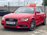 USED 2015 AUDI A4 2.0 TDI ULTRA SE TECHNIK 161 BHP // Full Leather Interior // Heated Seats // Sat Nav