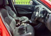 USED 2016 66 NISSAN JUKE 1.6 TEKNA XTRONIC 5d AUTO 117 BHP
