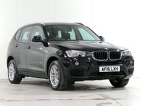 2016 BMW X3 2.0 XDRIVE20D SE 5d AUTO 188 BHP £18899.00
