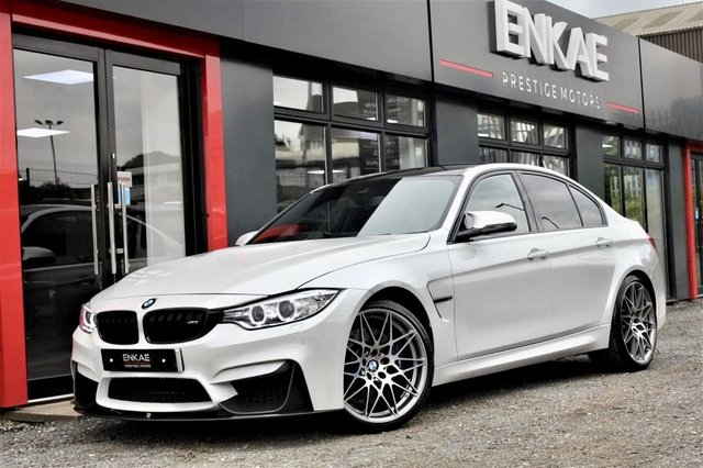 2016 66 BMW M3 3.0 M3 COMPETITION PACK BMW SERVICE PACK 2020 444 BHP
