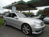 USED 2007 57 MERCEDES-BENZ C CLASS 2.1 C220 CDI SPORT EDITION 5d AUTO 148 BHP