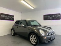 2005 MINI HATCH COOPER 1.6 COOPER PARK LANE 3d 114 BHP £2950.00