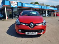 USED 2013 13 RENAULT CLIO 0.9 DYNAMIQUE S MEDIANAV ENERGY TCE S/S 5d 90 BHP