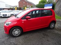 USED 2013 13 VOLKSWAGEN UP 1.0 MOVE UP 5d 59 BHP