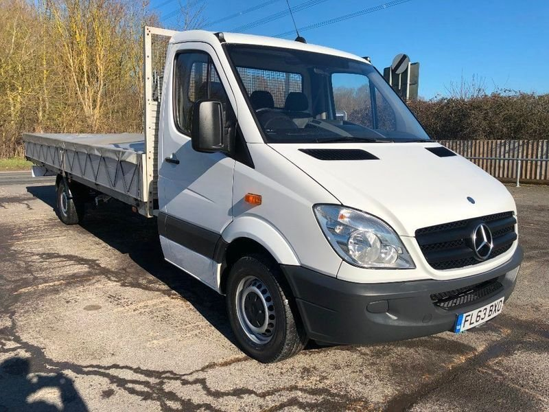 USED 2013 63 MERCEDES-BENZ SPRINTER 2.1CDI 313 Dropside 20ft (130bhp)(XLWB) **6.1m BODY**