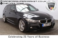 USED 2012 62 BMW 3 SERIES 2.0 320D M SPORT TOURING 5DR PRO NAV HEATED LEATHER 181 BHP BMW SERVICE HISTORY + HEATED LEATHER SEATS + SATELLITE NAVIGATION PROFESSIONAL + PARKING SENSOR + BLUETOOTH + CRUISE CONTROL + CLIMATE CONTROL + MULTI FUNCTION WHEEL + ELECTRIC WINDOWS + RADIO/CD/AUX/USB + ELECTRIC MIRRORS + 19 INCH ALLOY WHEELS