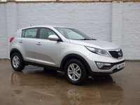 2012 KIA SPORTAGE 1.7 CRDI 1 5d 114 BHP £7488.00