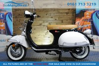 USED 2016 16 LEXMOTO MILANO MILANO 125 FT 125 T-27 - Low miles