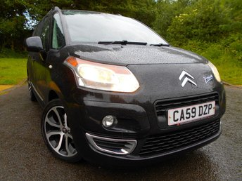 2009 CITROEN C3 PICASSO 1.6 PICASSO EXCLUSIVE 5d 120 BHP **LOVELY CONDITION**LOW MILEAGE**GREAT SPEC** £3995.00