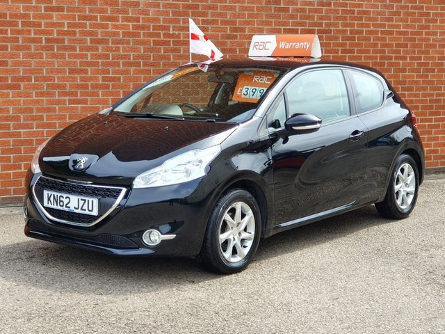 2012 62 PEUGEOT 208 1.2 ACTIVE 3d  AIR CON - CRUISE CONTROL £20 ROAD TAX