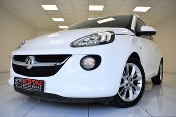 2015 VAUXHALL ADAM 1.2 JAM 3 DOOR  £6495.00