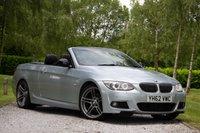 2012 BMW 3 SERIES 2.0 320D SPORT PLUS EDITION 2d 181 BHP £10800.00