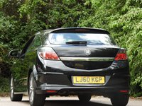 USED 2011 60 VAUXHALL ASTRA 1.4 SPORT 3d 88 BHP ONLY 56K FSH A/C VGC
