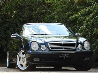 2003 MERCEDES-BENZ CLK 2.3 CLK230 KOMPRESSOR AVANTGARDE 2d AUTO 197 BHP £4450.00