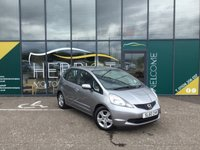 USED 2010 HONDA JAZZ 1.3 I-VTEC ES I-SHIFT 5d AUTO 98 BHP