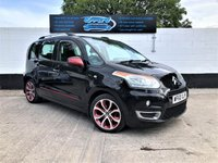 2011 CITROEN C3 PICASSO 1.6 PICASSO BLACKCHERRY HDI 5d 90 BHP £SOLD