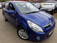 2010 HYUNDAI I20 1.4 STYLE CRDI 5d 89 BHP £3290.00