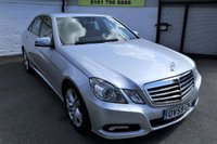 USED 2009 59 MERCEDES-BENZ E CLASS 2.1 E250 CDI BLUEEFFICIENCY AVANTGARDE 4d 204 BHP * ONE OWNER -SERVICE HISTORY *