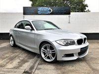 2011 BMW 1 SERIES 2.0 120D M SPORT 2d 175 BHP £SOLD
