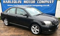 USED 2008 08 TOYOTA AVENSIS 2.2 T SPIRIT D-4D 5d 148 BHP