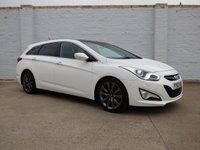 2012 HYUNDAI I40 1.7 CRDI PREMIUM 5d AUTO 138 BHP £8250.00