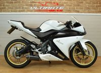 2013 YAMAHA YZF-R125 SPORT STYLE 125CC LEARNER LEGAL £1695.00