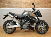 2006 KTM 990 SUPERDUKE 1000CC HOOLIGAN ROADSTER £3495.00