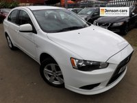 2011 MITSUBISHI LANCER 2.0 JURO DI-D 5d 138 BHP LEATHER + REAR CAMERA + SATNAV