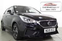 USED 2019 19 MG 3 1.5 EXCITE VTI-TECH 5d 106 BHP Like a brand new car but without the price tag SAVE  pound;& pound;£2000 on cost new with this immaculate low mileage one owner MG 3 that carries the balance of the 7 year MG warranty that lasts until 2026  A premium car for an economy price a smart new design and next level technology this family ready looks good from all angles and has an impressive specification list that includes DAB radio with touch screen Blue tooth..