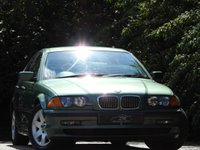 USED 2000 W BMW 3 SERIES 2.5 323I SE 4d AUTO 168 BHP ONLY 92K FROM NEW A/C LEATHER