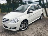 2009 MERCEDES-BENZ B CLASS 1.7 B170 SE T245 5d CVT AUTO 114 BHP ALLOYS PAN ROOF CRUISE BLUETOOTH A/C MOT 05/20 £4990.00