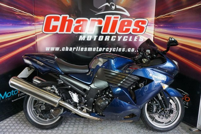View our KAWASAKI ZZR 1400